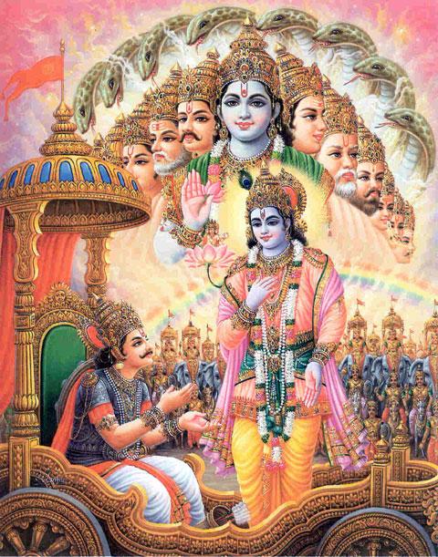 Sri Krishna Gitopadesham