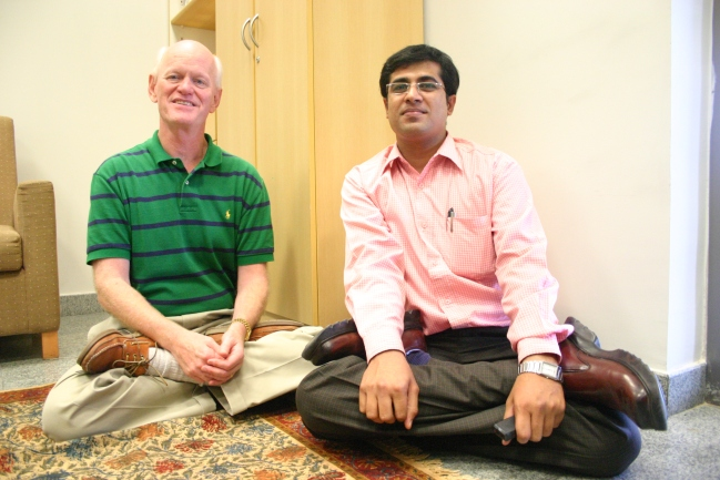 Marshall Goldsmith & Mohan Chandran